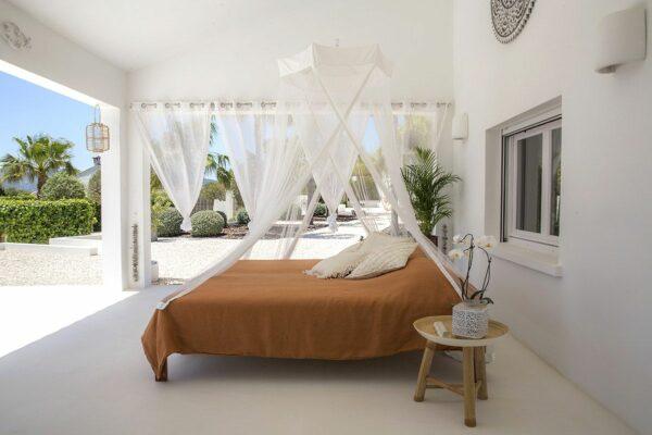 Bambulah Bed Canopy Double Bed Bulan