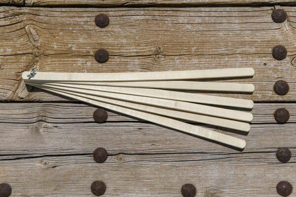 Bambulah Round Mosquito Net Bamboo Bulan