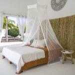 Bambulah Round Mosquito Net Bulan