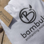 Bambulah Round Mosquito Net Cotton Bag Purnama
