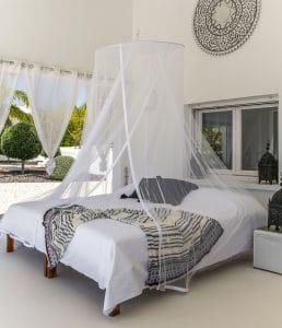 Bambulah Round Mosquito Net Intan