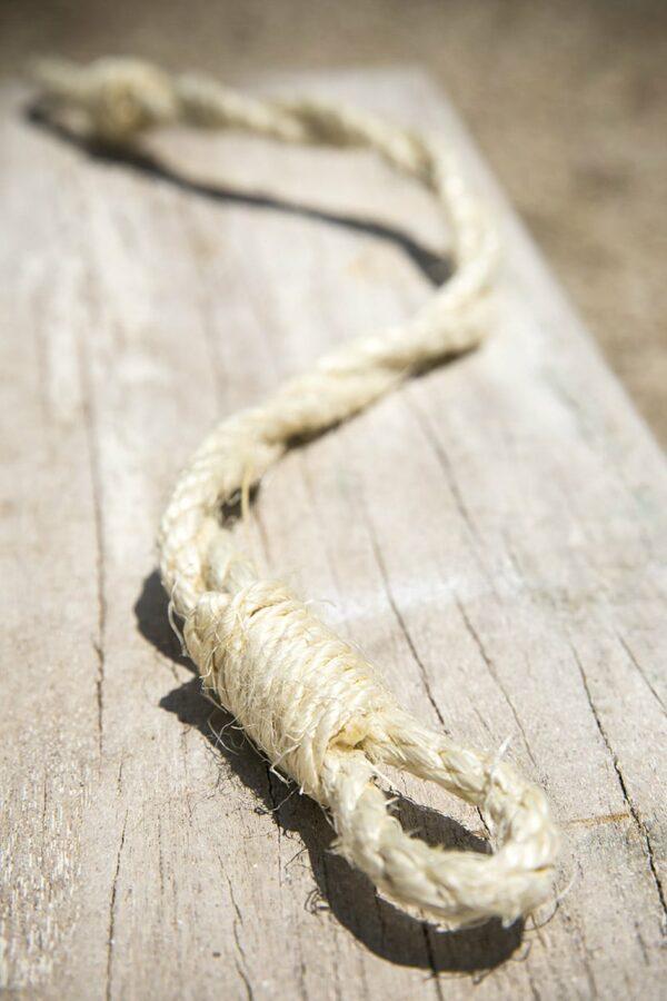 Bambulah Round Mosquito Net Rope Devi