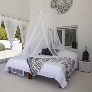 Bambulah Travel Mosquito Net Double Bed Intan