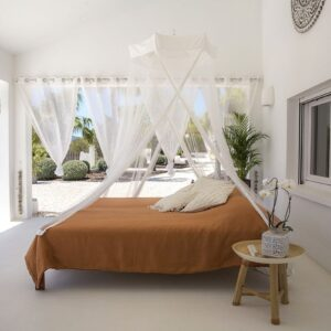 Bambulah Bed Canopy Double Bed Bulan