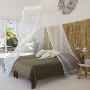 Bambulah Double Bed Canopy Purnama