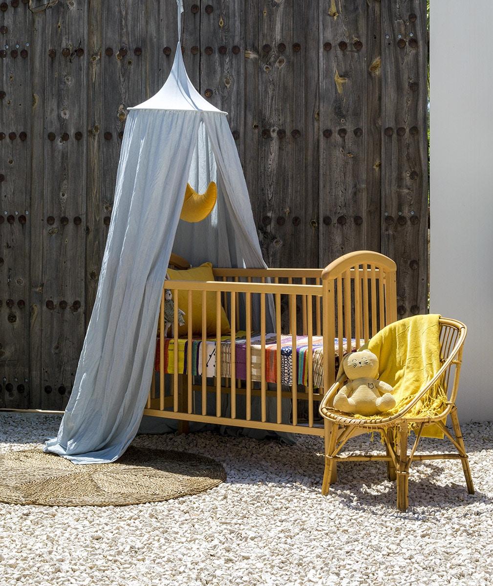 Bambulah Mosquito Net Raja Green