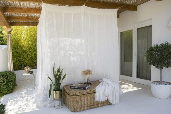 Bambulah Mosquito Net Sanggah