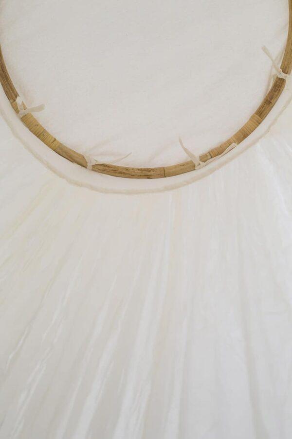Bambulah handgemaakt rotan frame Dimas