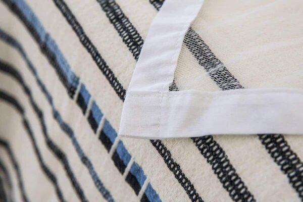 Bambulah Rundes Moskitonetz Naht Detail Panji