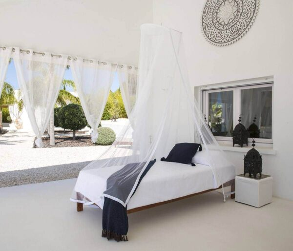 Bambulah Travelers Mosquito Net Single Bed Panji