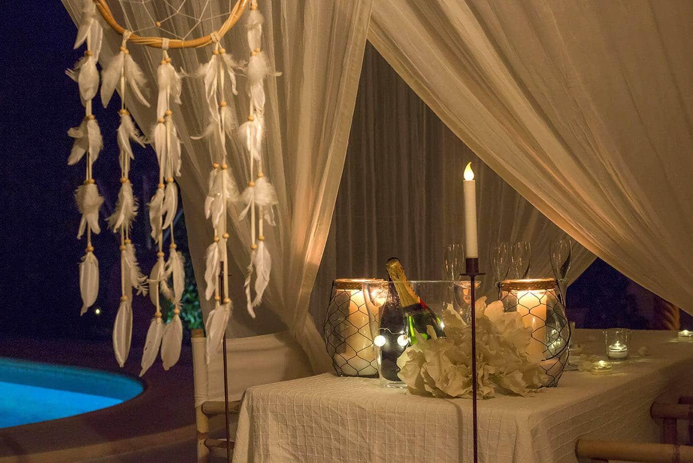 Bambulah luxury mosquito net