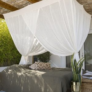 Cotton Bed Canopies