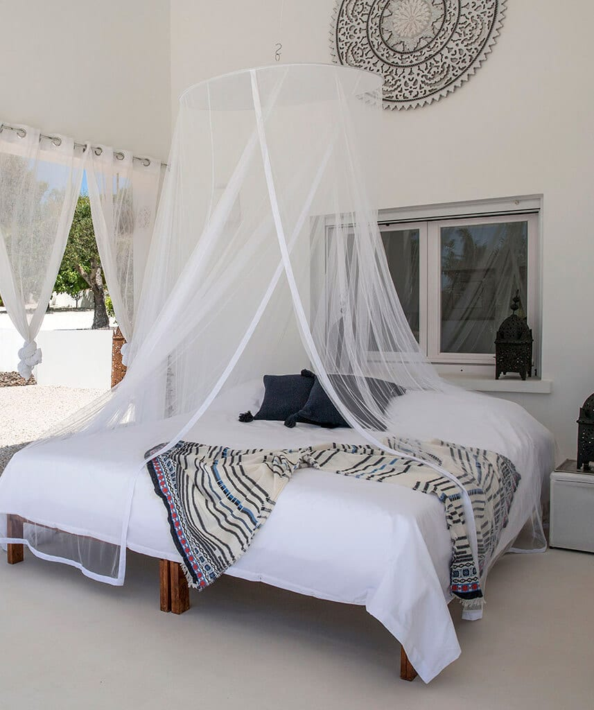double bed canopy