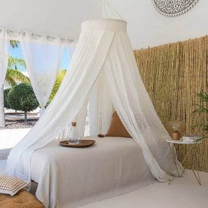 Round Bed Canopies
