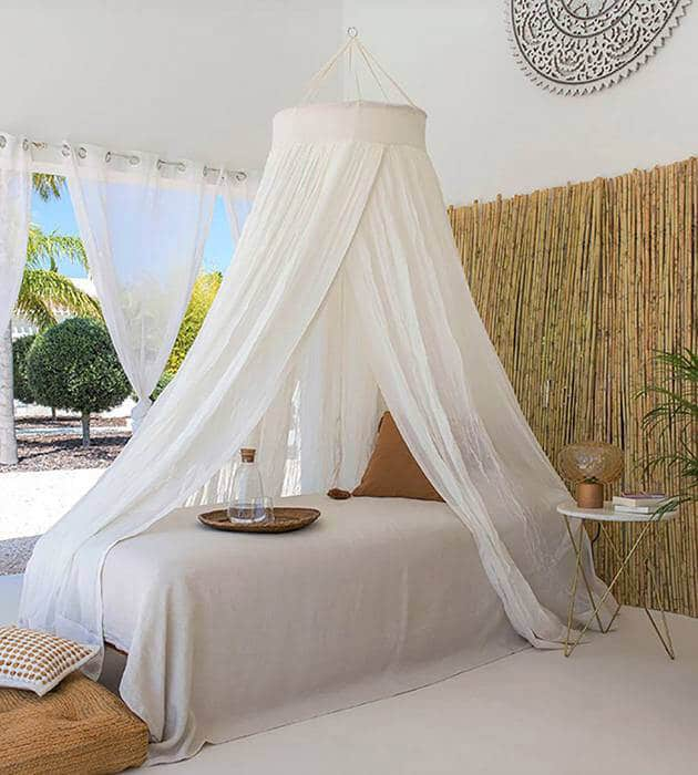 round bed canopy